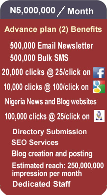 Online20Advertisemet plan 5000000
