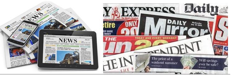 Nigerian Newspaper Websites
